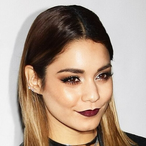 Vanessa Hudgens brown ombre hair