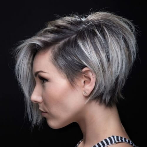 50 Trendy Ways To Wear Pixie Cut With Long Bangs Hair Motive Hair Motive