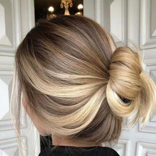 sandy blonde hair color for summer