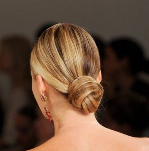 Ralph Lauren at New York Fashion Week Spring 2013 - Details Runway hairstyles for wedding guest