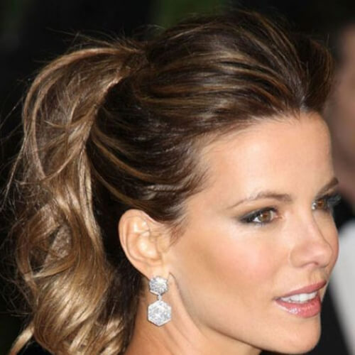 kate beckinsale hairstyles for wedding guest