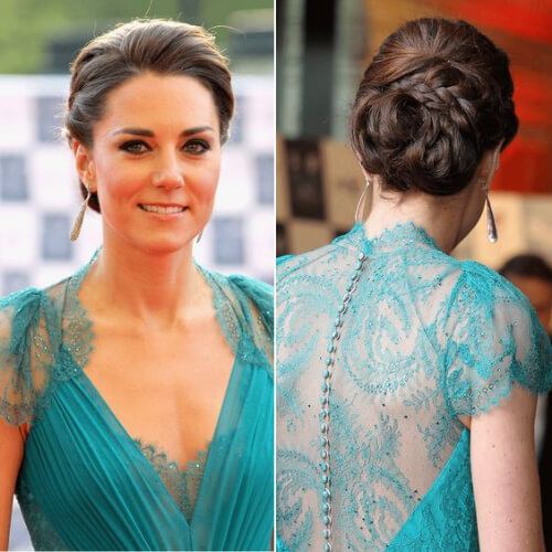 kate middleton hairstyles for wedding guest