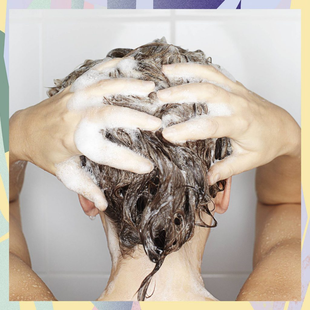 Soaking Hair Before Swimming