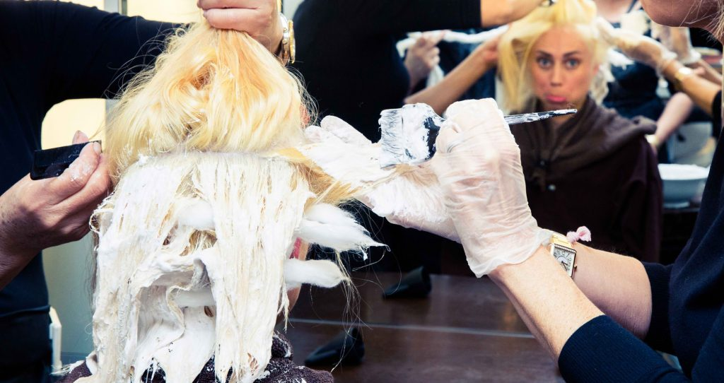 Bleaching Asian Hair Blonde Safety Tips, Preparation, And Procedure