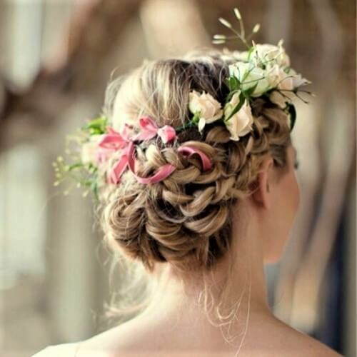 Bridal Summer Hairstyle Ideas