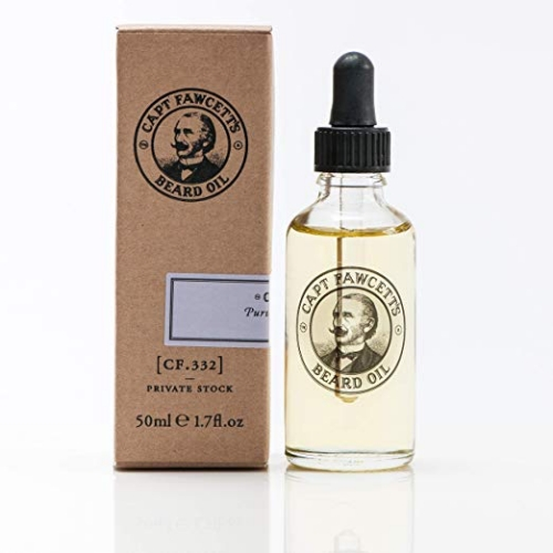 Captain Fawcetts Beard Oil
