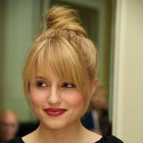 Your Ultimate Guide on the Different Types of Bangs | Hair Motive ...