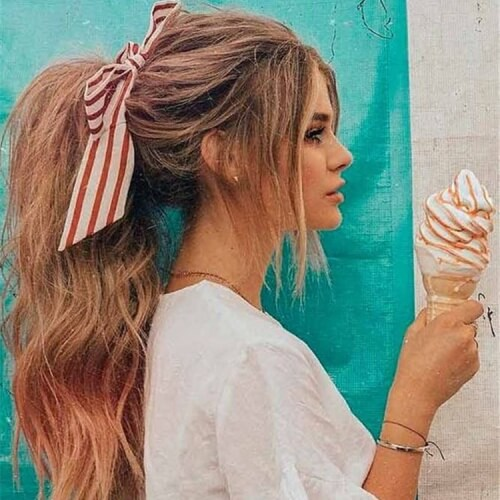 Girl Next Door Summer Hairstyles