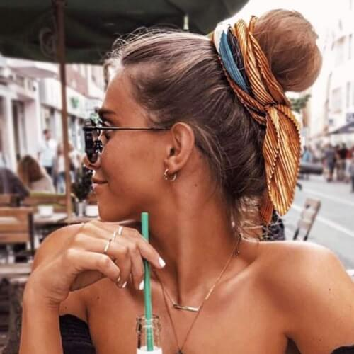 Great Hairstyles for Summer Vacations