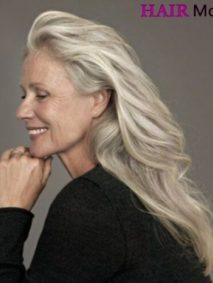 hairstyles for older women featured image