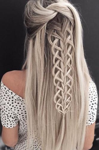 long knot fishtail