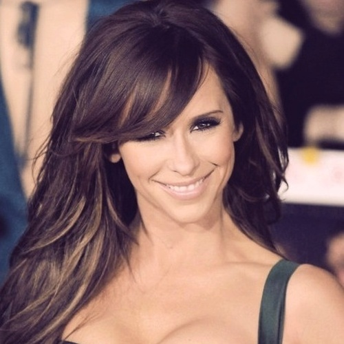 Long Hairstyles With Side Bangs And Layers 25