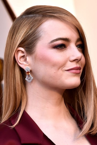 emma stone rich hair color