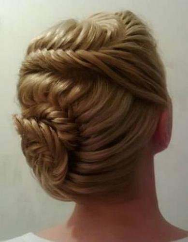 seashell braid