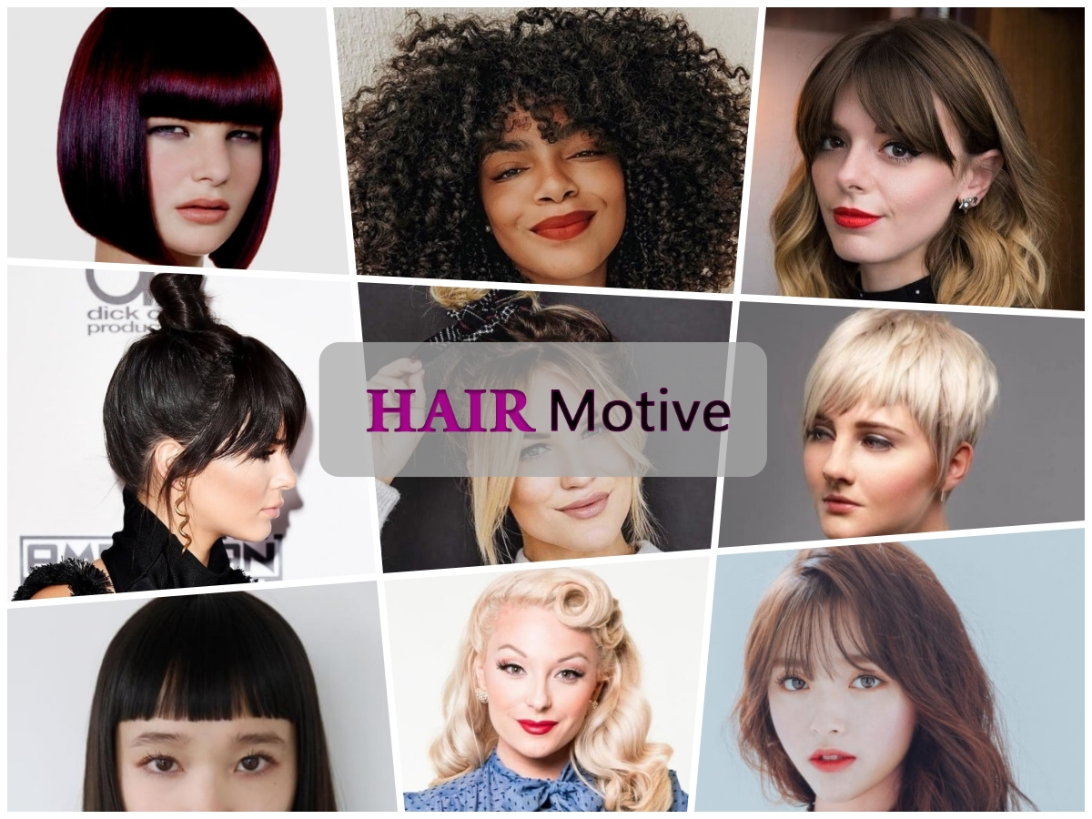 Your Ultimate Guide on the Different Types of Bangs | Hair Motive Hair  Motive