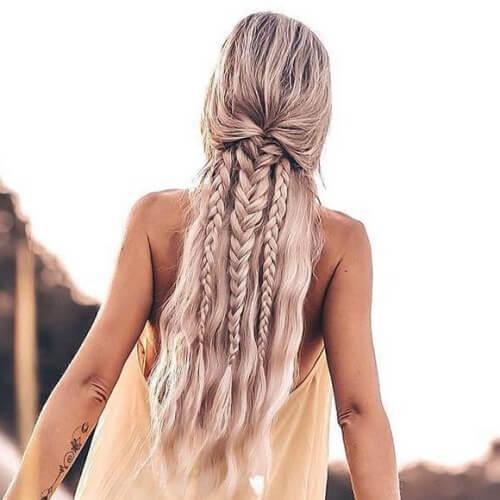 Boho Braids Hairstyles