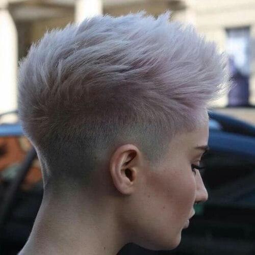 Faux Hawk Haircuts