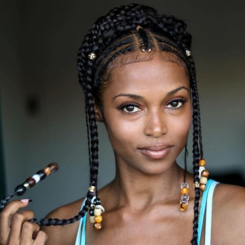 Fulani Braids - Braids and Beads