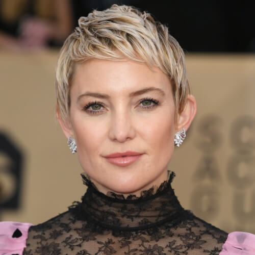 Pixie Cuts with Short Bangs