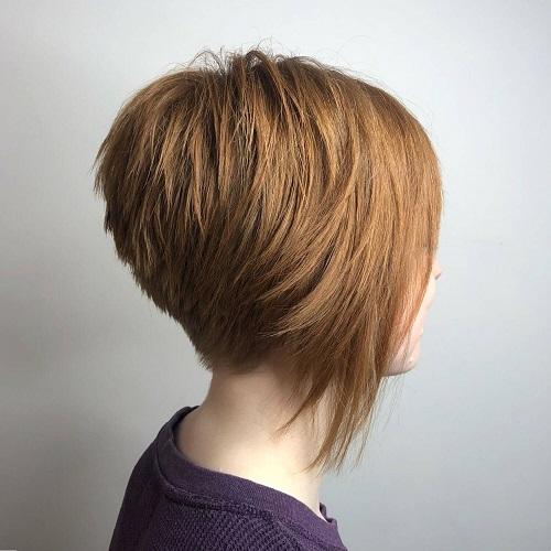 Stacked Bob Haircut Ideas