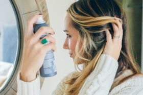 is dry shampoo bad for color treated hair