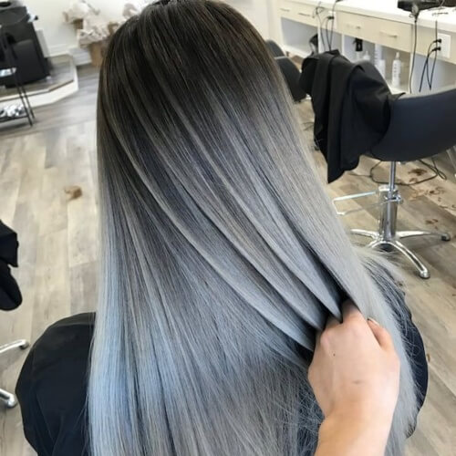 Balayage Hairstyles for Straight Hair
