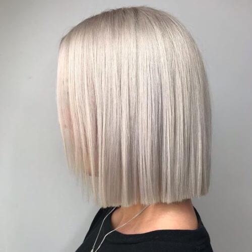 Blunt Bob Cut Hairstyles