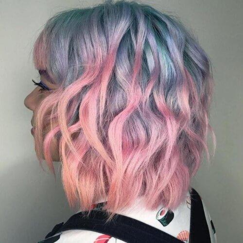 Bubblegum Pastel Colors