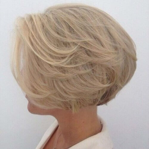 Feathered Bob Haircuts