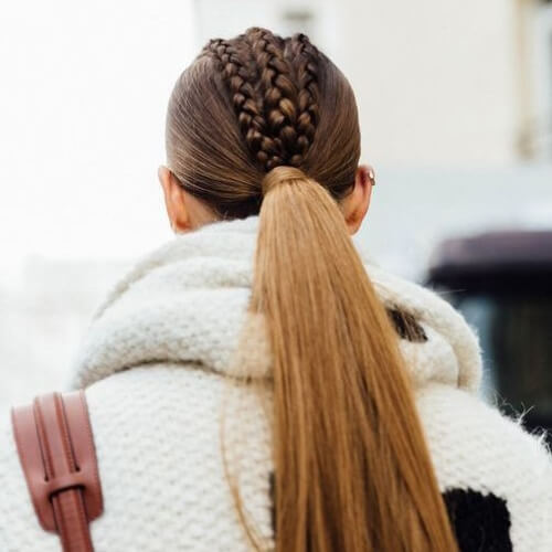 Triple Dutch Braid Hairstyles