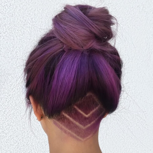 Undercut Design Hairstyles