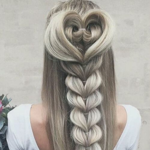 Wedding Hairstyles for Straight Hair