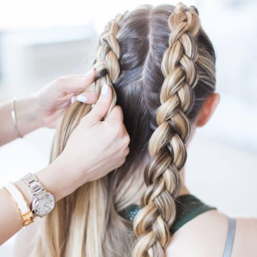 30 Prettiest Dutch Braid Hairstyles