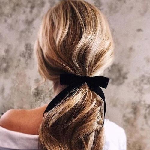Bow DIY Hair Accessories