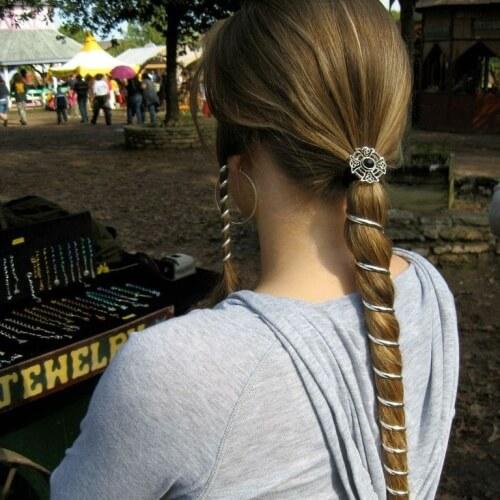 Celtic Ponytail Wrap Hair Accessories
