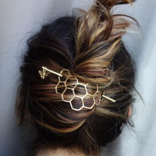 Honeycomb Hairpins