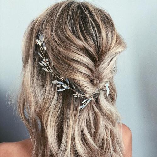Laurel Wreath Prom Hair Accessories