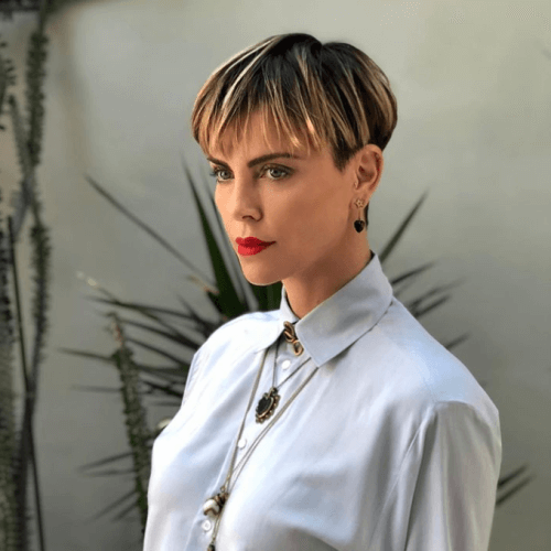 Brie Larson Debuts Short Haircut For A New Edgy Look 65 Celebrity Hair Changes That Blew Us Away In 2019 Hair